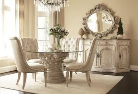 Round Glass Tables For Kitchen Round Glass Dining Table And Chairs Interior Design Quality Chairs