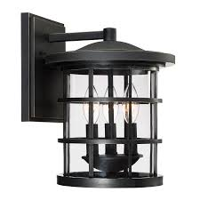 quoizel asheville 12 625 in h dark oil rubbed bronze outdoor wall light