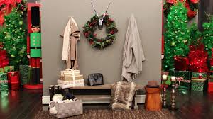 Above: Antlers, Homesense, Candle Sticks, Teatro Verde, Throws and Bench, Urban  Barn, Hat, Bag, Coats, Designers Own.