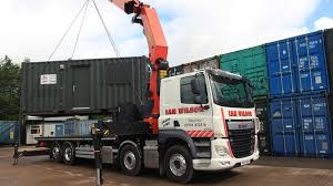hire office mobile portable office hire ian wilson haulage workington cumbria