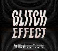 Illustrator Tutorial How To Create A Vector Tv Glitch Effect