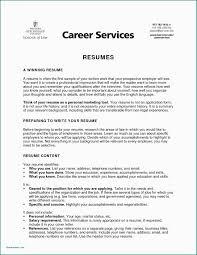 Sample Resume Nursing Student No Experience Examples