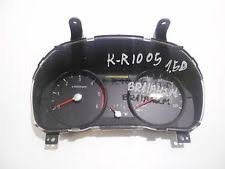 kia other electrical components kia rio rhd speedometer instrument cluster 940011g500