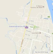 """El <b>Poncho</b>"" - Google My Maps"