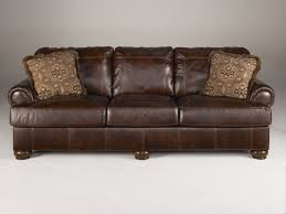 ashley leather living room furniture. Ashley Furniture Axiom Walnut Sofa Click To Enlarge Loading. Leather Living Room
