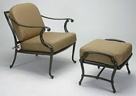 patio furniture chairs. Outdoor Patio Furniture - Chair And Ottoman Chairs R
