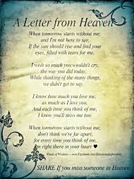 Quotes About Heaven Stunning Best 48 Letter From Heaven Ideas On Pinterest In Heaven Quotes In