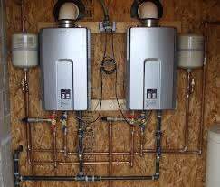 converting to a tankless water heater