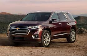 2018 chevrolet new models. Exellent Chevrolet 2018 Chevrolet Traverse Is Larger Bolder And More Appealing Than Outgoing  Model Intended Chevrolet New Models