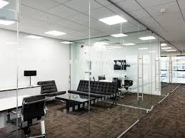 gallery office glass. Gallery Office Glass. Multiple Frameless Glass Offices. Product Image O S