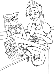 Restaurant Coloring Page Restaurant Coloring Pages At Getdrawings Com Free For