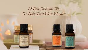 12 best essential oils for hair that