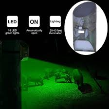 Motion Activated Feeder Light Lilbees Hog Feeder Light Motion Activated Green Light For