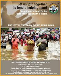 help kerala flood disaster 41 international the association of ex round tablers clubs