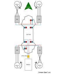 hurricane racing drone setup help complex no bullet connectors wiring diagram