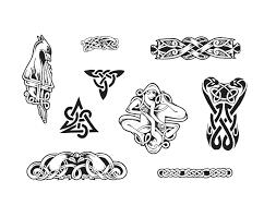 тату кельтские узоры и их значение на руке