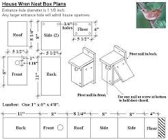 wren bird house plans. 25 Unique Bird House Plans Ideas On Pinterest Houses Diy Birdhouse Blueprints Wren