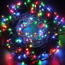 Used Outdoor Christmas Lights For Sale 200 Led 66ft Christmas Lights With 8 Lighting Modes