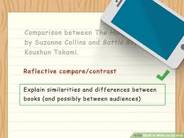 how to write an outline sample outlines wikihow image titled write an outline step 2