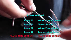 wrench a holics how to fuel pump hardwire rewire wrench a holics how to fuel pump hardwire rewire