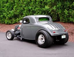 1933 Ford Coupe Dave Bagdon - Total Cost Involved