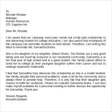 28 Letter Of Recommendation In Word Samples