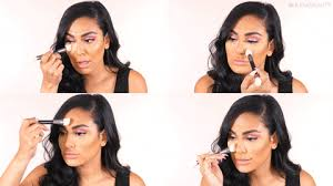 i also like to bake underneath my cheek contour which creates more contrast and makes my contour pop it s also really handy for when you may have