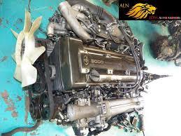 93 97 TOYOTA SUPRA 3.0L INLINE 6 TWIN TURBO REAR SUMP ENGINE 6 ...