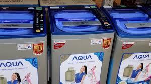 Máy giặt sanyo aqua - YouTube