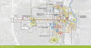 big week for dmc destination medical center Downtown Rochester Mn Map a map of dmc and the five subdistricts, which constitute the areas of focus downtown rochester mn apartments