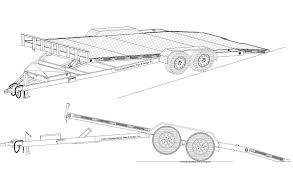 car hauler trailer wiring diagram images car hauler trailer wiring diagram together homemade gooseneck