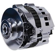 dynaforce dynaforce alternator amp chrome msd 5362 5362 dynaforce alternator 160 amp chrome image