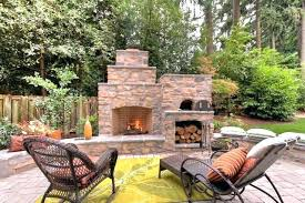 outdoor fireplace pizza oven outdoor fireplace with pizza oven diy outdoor fireplace and pizza oven plans