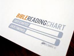 Little Seed Diy Bible Reading Chart