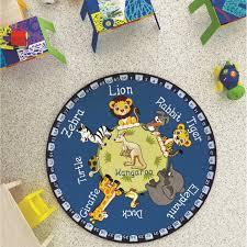 <b>Confetti Kids</b> Коврик Rugs Animal Planet 3мм 133 см - Акушерство ...
