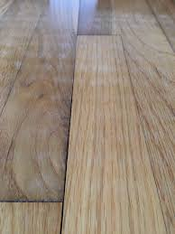 damage to hardwood floors caused by jute rug that homebird life blog