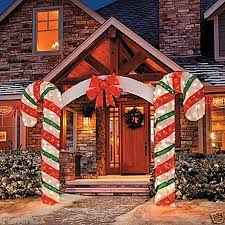 Large Candy Cane Decorations Uncategorized Candy Cane Yard Decorations For Fascinating 100 78
