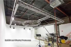 Studio Lighting Grid Design Geek Beat Tv Hanging Light Truss Studio Grid