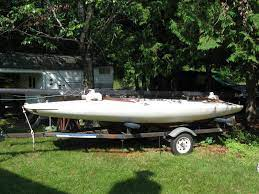 It is infused with personal recollections by the author. 1989 Johnson Boat Works M Scow Sailboat For Sale In Minnesota