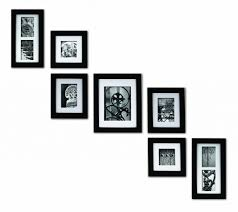 picture frame arrangements on wall ideas steps - Google Search