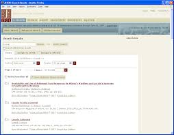 Using The Jstor Interface