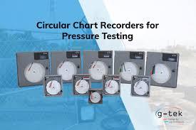 Circular Chart Recorders For Pressure Testing In India