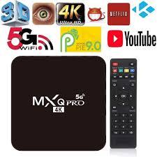 EWA 4K TV BOX 4K ULTRA HD android TV BOX multimedia internet TV