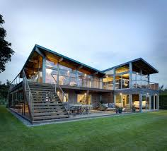 luxury oceanfront home plans unique modern house plans home