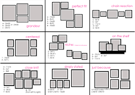 simple picture frame layout generator gallery wall tool with regard to photo cevizcocuk com inside remodel