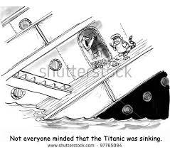 sinking titanic essays