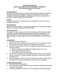 Job Winning Preschool Teacher Resume Template Example Featuring