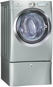 electrolux front load washer. front load washer with wave-touch® controls featuring perfect steam™ - 4.3 cu. ft. ewfls70jss electrolux appliances h