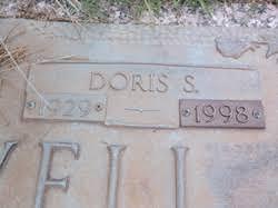 Doris Laverne Selvage Caldwell (1929-1998) - Find A Grave Memorial