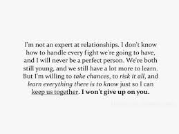 Quotes About Love And Life Lessons Awesome Love Quotes Not Giving Up Setyakebo Com 66